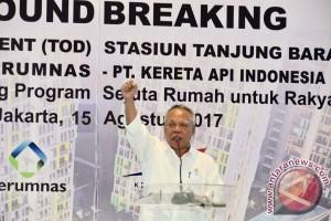 Menteri Basuki: Rumah susun akan menunjang ekonomi di Tanjung Barat