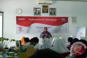 Sosialisasikan peran reasuransi, Indonesia Re ambil bagian dalam program Indonesia Re Mengajar