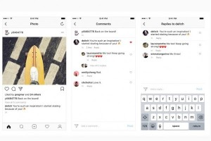 Instagram kini kelompokkan komentar seperti Facebook