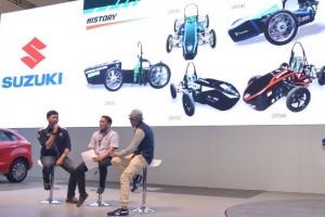 Suzuki dukung misi penjelajahan bulan dan pengembangan mobil listrik