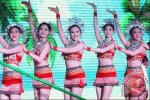Paviliun Tiongkok hadirkan Hainan-themed day di Astana 2017 Expo