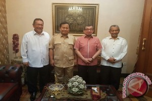 Gerindra dan PKS resmi usung Deddy Mizwar