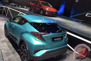 C-HR dan Prius Gen 4, gambaran mobil masa depan Toyota