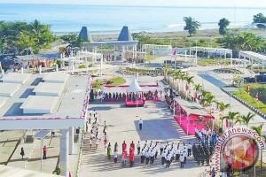 PLN gelar upacara HUT Kemerdekaan RI di perbatasan NTT