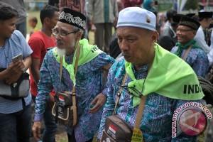 Bekal sambal lingkung untuk jemaah haji Jambi