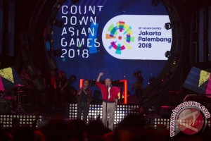 Arena boling Asian Games ditarget selesai November