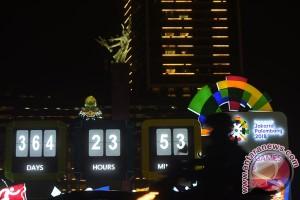 Menpora apresiasi acara hitung mundur Asian Games 2018