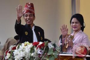 Presiden akan pimpin iring-iringan Karnaval Kemerdekaan