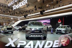 Xpander dipesan 3.053 unit delapan hari di GIIAS