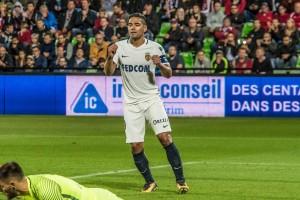 Falcao cetak gol semata wayang, Monaco menang