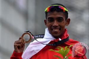 SEA Games 2017 - Agus Prayogo harus puas dengan medali perak