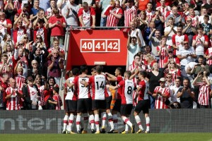 Penalti Austin antar Southampton atasi West Ham