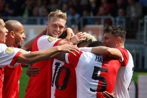 Feyenoord menang tipis 1-0 atas Excelsior
