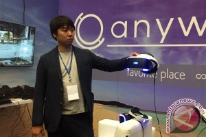 Sony Music Jepang kenalkan teknologi interaktif di AFA Jakarta
