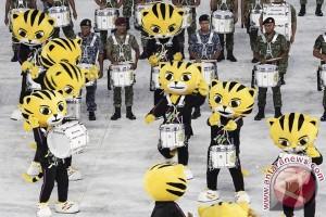 SEA Games 2017 - Malaysia tembus 111 medali emas