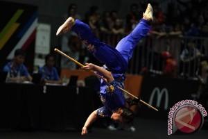 SEA Games 2017 - Manajer wushu cukup puas dengan perunggu Felda