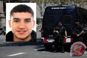 Tersangka utama serangan Barcelona tewas ditembak
