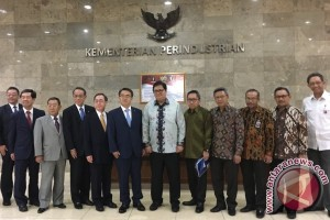 Fasilitasi industri, Perfektur Aichi buat kantor perwakilan di Indonesia