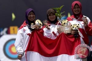 Panahan tutup SEA Games 2017 dengan emas