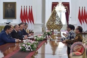 Presiden Terima Wakil PM Uzbekistan