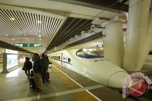 Beijing-Shanghai hanya 4,5 jam dengan kereta cepat mulai September