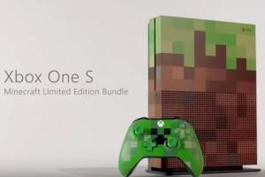"Microsoft buka ""pre-order"" untuk edisi spesial Minecraft Xbox One S"