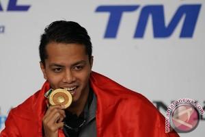 SEA Games 2017 - Siman tambah emas Indonesia dari renang gaya punggung