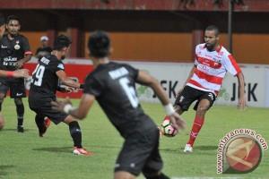 Persija Imbangi Madura United