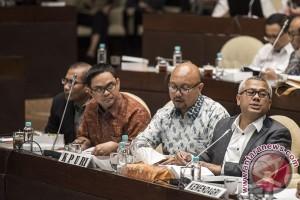 RDP KPU Dan Komisi II