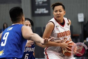 SEA Games 2017 - Basket putri Indonesia tundukkan Filipina 78-68