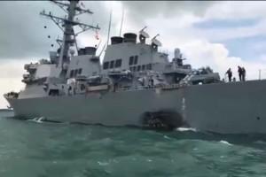 TNI AL tambah armada cari korban USS John McCain