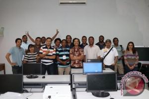Multimedia perekat persahabatan jurnalis negara Pasifik