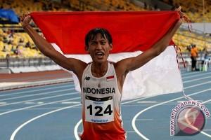 SEA Games 2017 - Hendro sumbang emas pertama atletik untuk Indonesia