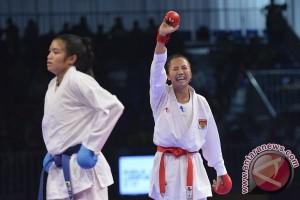 SEA Games 2017 - Sari persembahkan emas pertama karate