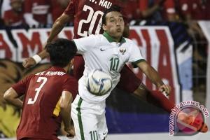 SEA Games 2017 - Indonesia vs Vietnam masih 0-0 babak pertama