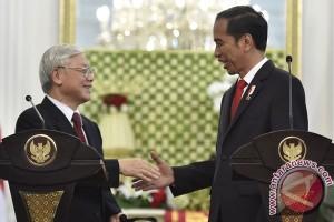 Indonesia-Vietnam bahas Laut Tiongkok Selatan