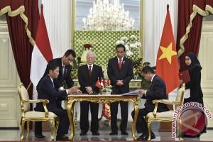 Kerjasama Indonesia-Vietnam