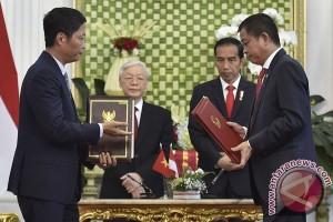 Indonesia-Vietnam sepakati lima kerja sama