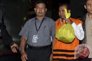 Panitera Pengganti PN Jaksel Ditahan