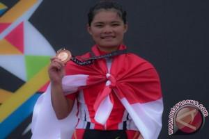 SEA Games 2017 - Ayustina persembahkan medali perdana balap sepeda