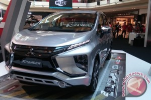 Xpander targetkan rebut 20 persen pasar small MPV Jawa Tengah