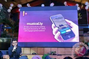 Musical.ly targetkan jutaan pengguna remaja Indonesia