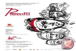 "Pameran ""Tapestri Kemerdekaan"" soroti peran tiga serangkai"