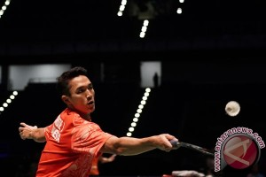 SEA Games - Tim putra bulu tangkis lolos ke final