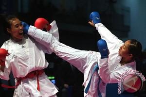 SEA Games 2017 - Karate Indonesia tambah emas, dari nomor kumite -61kg