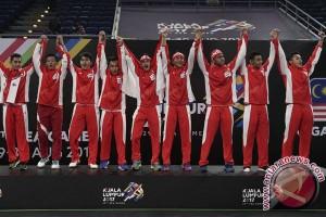 SEA Games 2017 - daftar perolehan medali