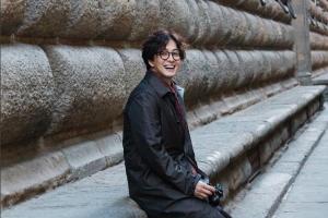 Bae Yong-joon menantikan anak kedua
