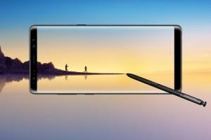 Saham Samsung stabil setelah peluncuran Galaxy Note 8