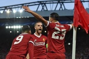 Liverpool tembus fase grup Liga Champions usai kalahkan Hoffenheim