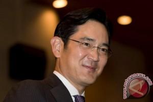 Bos Samsung divonis penjara lima tahun
